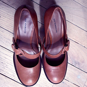 New Mary-Jane Pumps